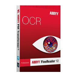 ABBYY FineReader 12【专业版 + 序列号终身授权 + Mac】