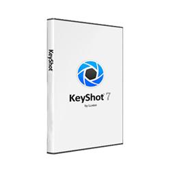 KeyShot 7【Win+教育版+序列号+一年授权】