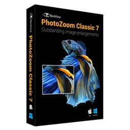 PhotoZoom Classic 7【Mac+序列号+终身】
