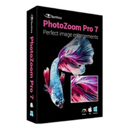PhotoZoom Pro 7 【Mac+序列号+终身】