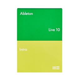 Ableton Live 10 Intro【多语言版+序列号】