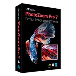 photozoom Pro 7【Win+序列号+终身】