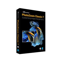 PhotoZoom Classic 7【Win+序列号+终身】