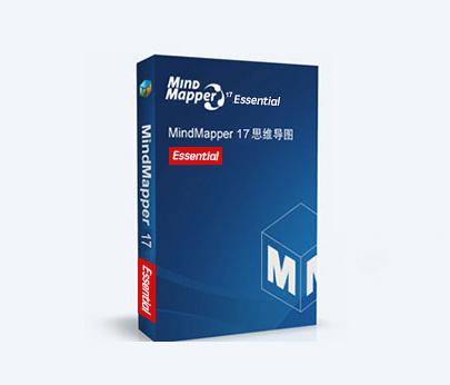 MindMapper 17 Essentials 单用户 永久 序列号 Win Chinese