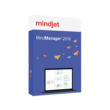 MindManager 2018【序列号终身授权 + 中文版 + Win】
