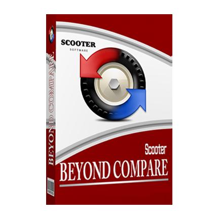 Beyond Compare 4【标准版 + 序列号终身授权】