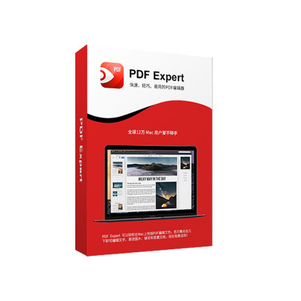PDF Expert for Mac【序列号终身授权 + 中文版】