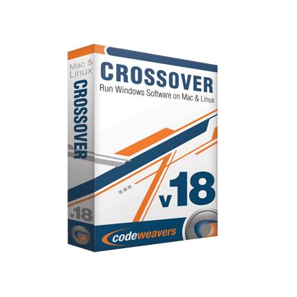CrossOver 18【序列号 + 终身授权 + Mac】