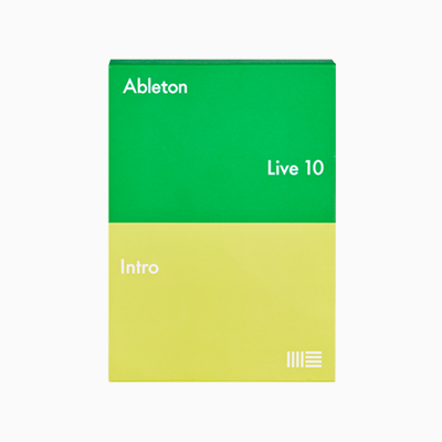 Ableton Live 10 Intro【基础版 + Win/Mac】