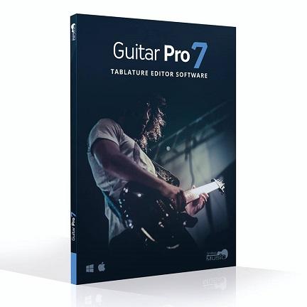 Guitar Pro 7 专业版【简体中文 + Win/Mac 】