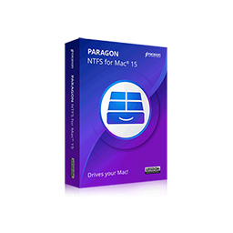 Paragon NTFS for Mac 15 简体中文【标准版 + Mac】