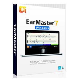 EarMaster Pro 7 简体中文版【序列号版+终身授权】