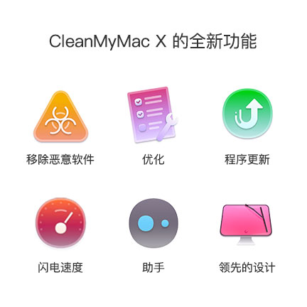 Mac清理工具